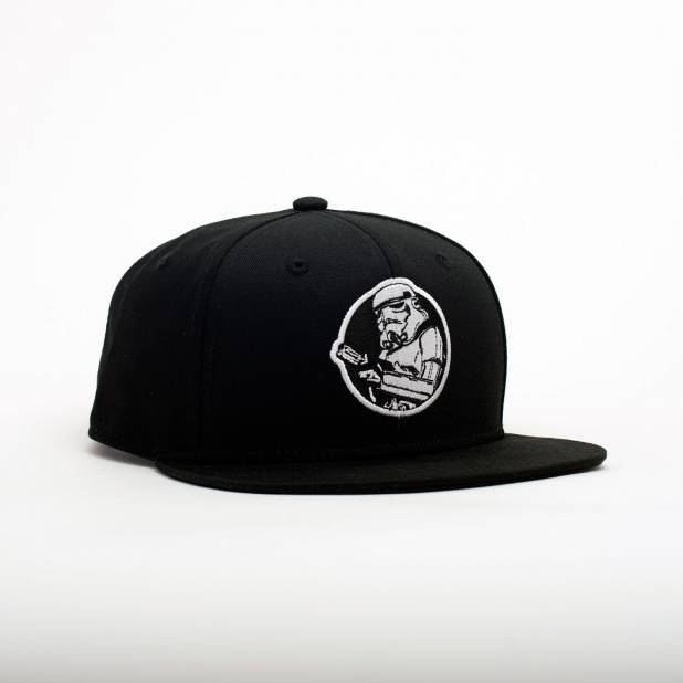 Dedicated Snapback Stormtrooper