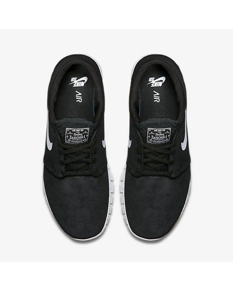 Nike SB Stefan Janoski Max L Black/ White