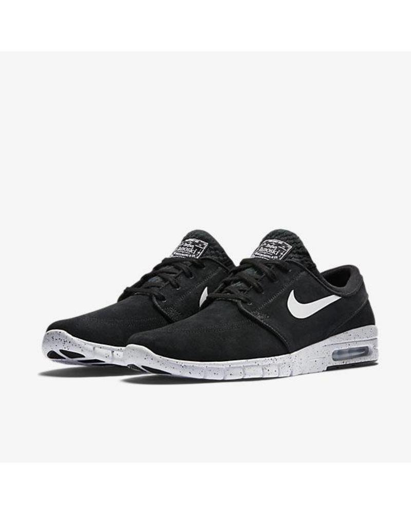 Nike SB Stefan Janoski Max L Black White