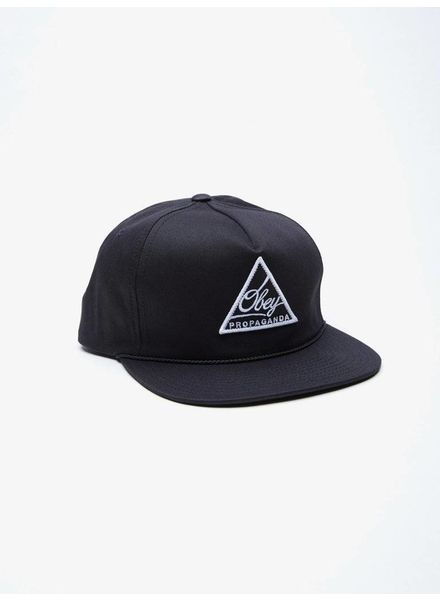 Obey Obey New Federation Snapback
