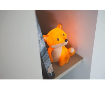 Led Light 'Cesar Fox' (orange)
