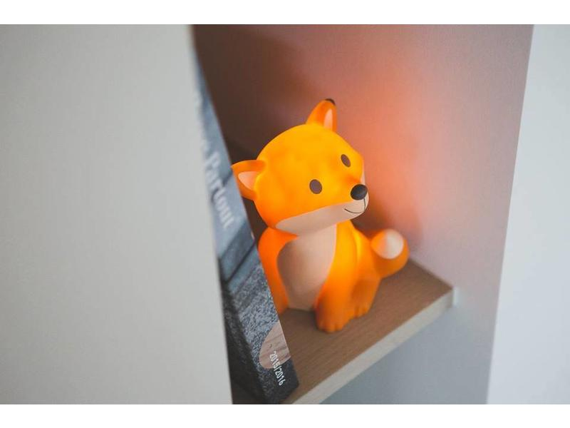 Atelier Pierre Led Light 'Cesar Fox' (orange)
