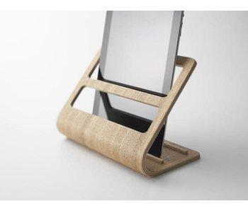 Support Tablette & Télécommande 'Rin' (nature)