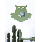 Wonderwall Tableau Magnétique 'Hibou'