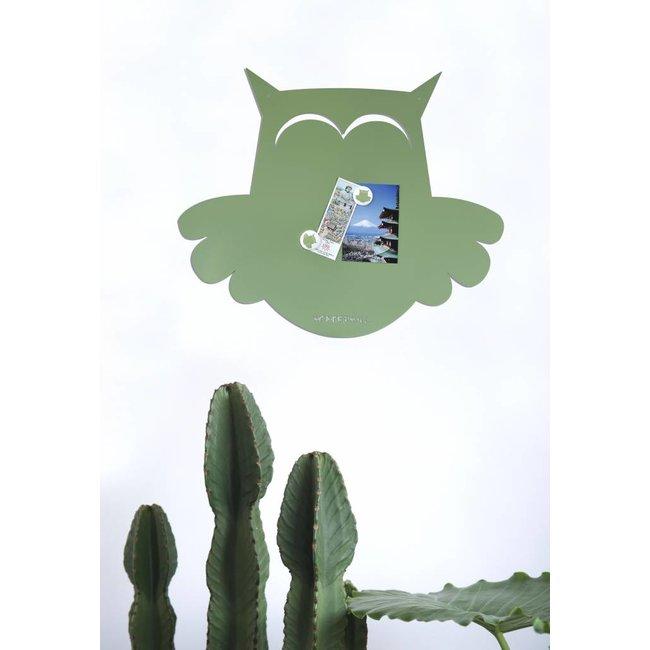 FAB5 Wonderwall Magnetic Board 'Owl'