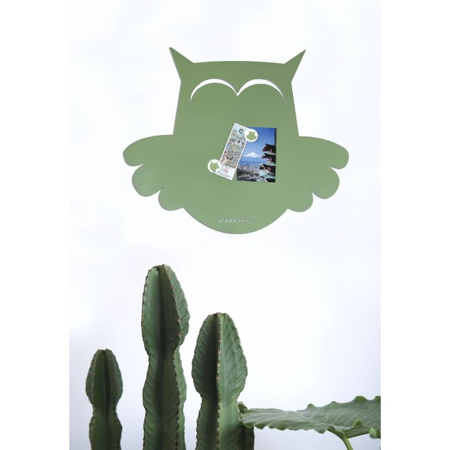 Magnetic Board 'Owl'