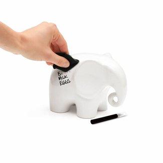 Luckies Mini Memo Board 'Elephant Eric'