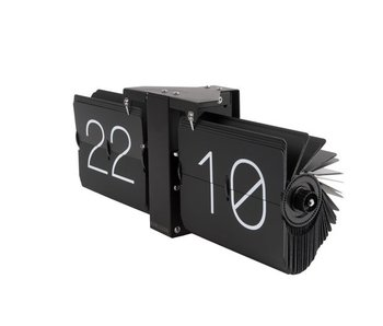 Flip Clock 'No Case' (black/matt black)