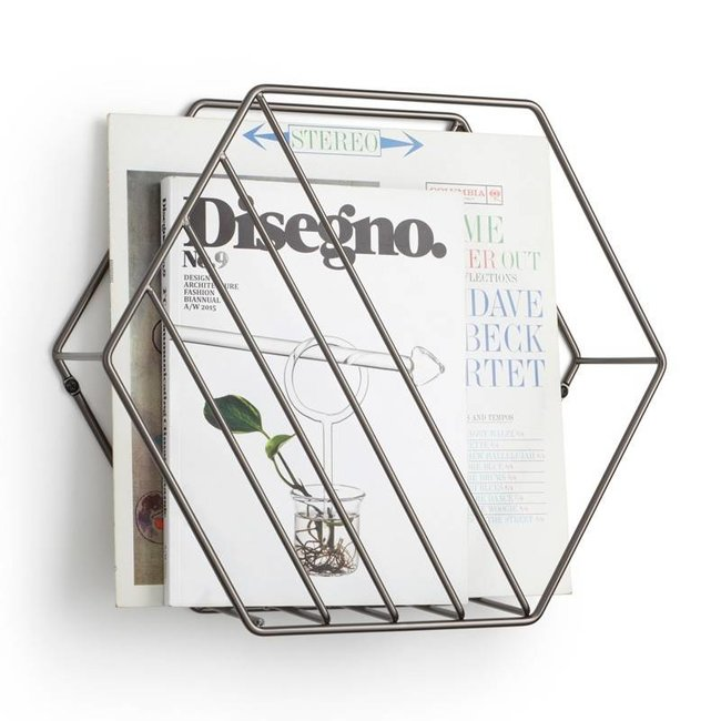 Umbra Magazine Rack 'Zina'