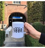 Urban Merch Mug 'Student in 9000'