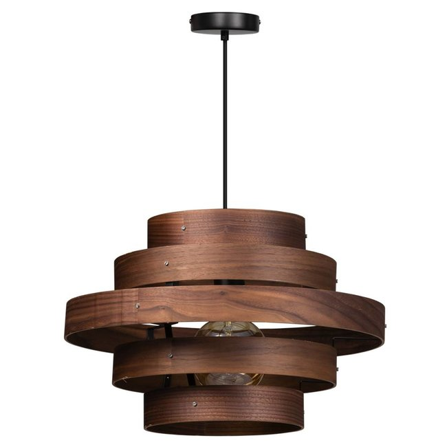 Lampe de Plafond 'Walnut'