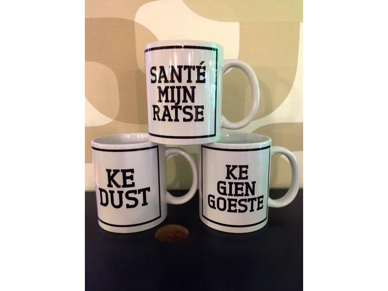 Urban Merch Beker 'Ke Dust'