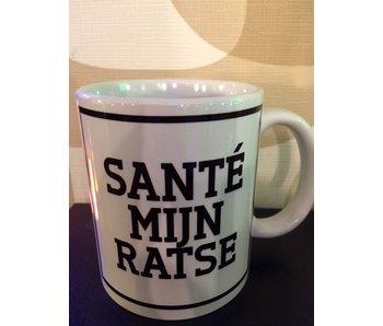 Tasse 'Santé Mijn Ratse'