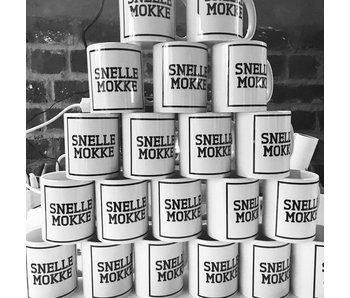 Tasse 'Snelle Mokke'