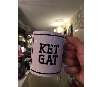 Mug 'Ket Gat'