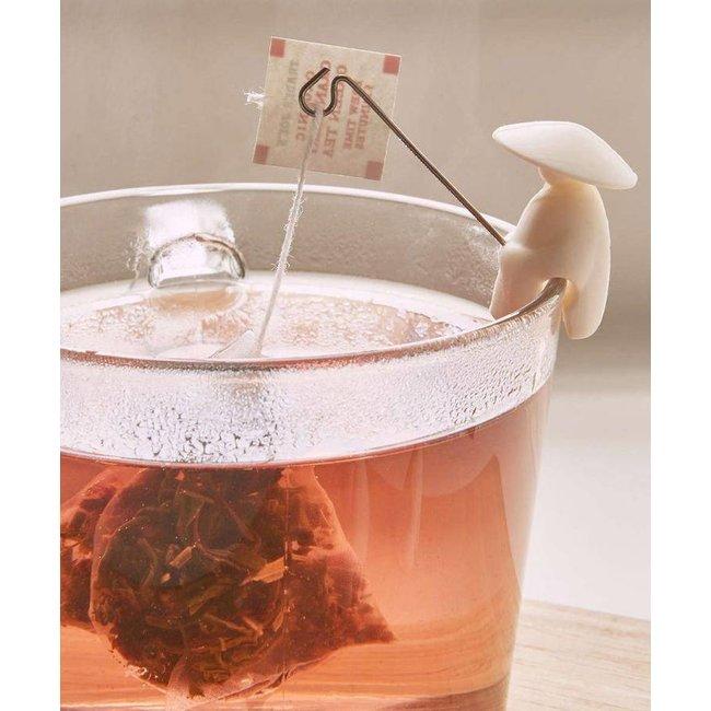 Teehalter 'Teefischer'