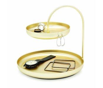 Accessoire Houder 'Poise' (goud)
