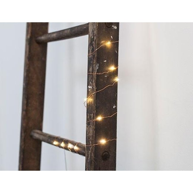 String Lights Copper