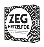 Hygge Games Party Game 'Zeg Hetzelfde'