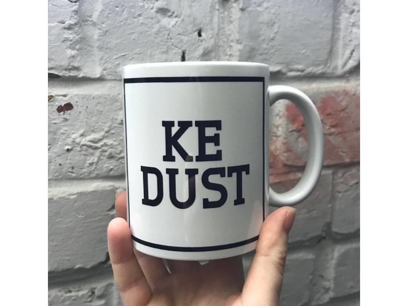 Urban Merch Mug 'Ke Dust'