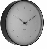 Karlsson Wall Clock 'Butterfly Hands' (medium)