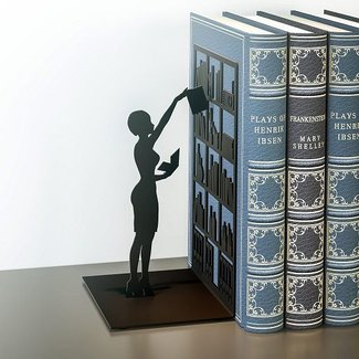 Balvi Bookend 'The Library'
