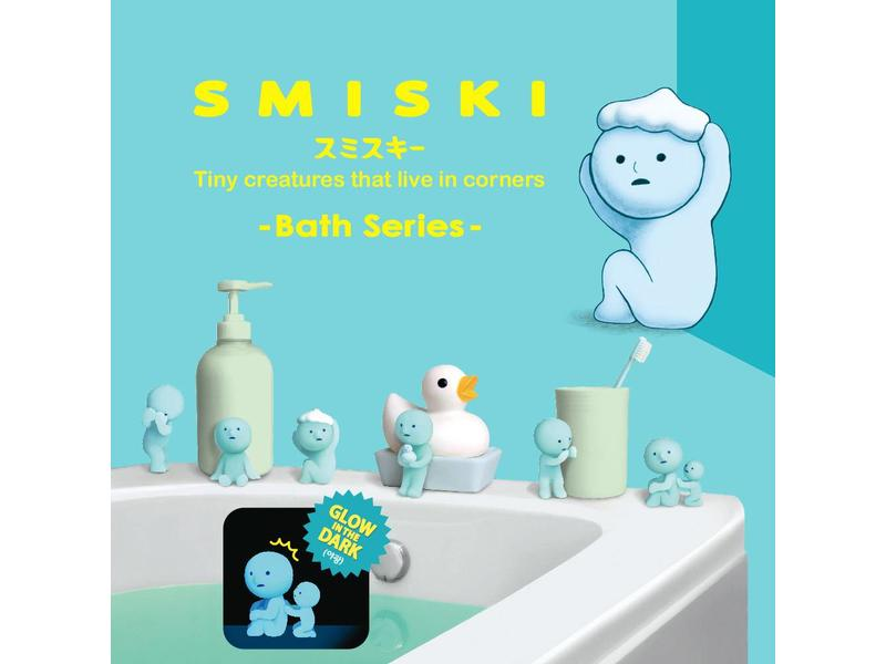 Smiski Glow in The Dark  (Bath Series)