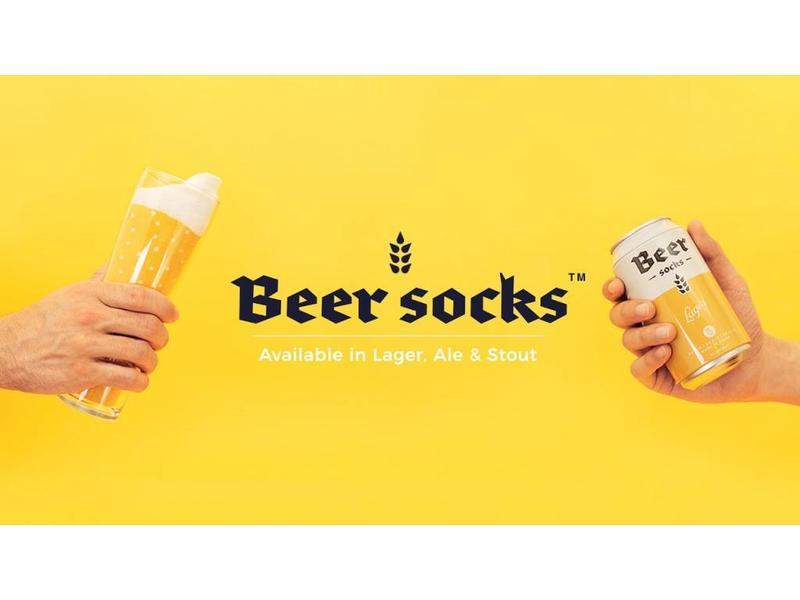 Luckies Sokken 'Bier'