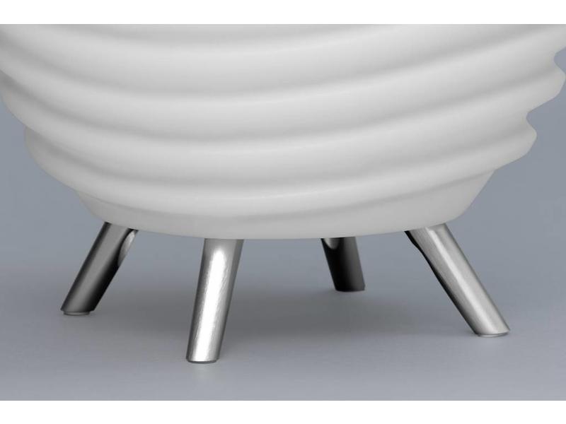 Kooduu Haut-Parleur Bluetooth + Lampe + Refroidisseur à Vin Synergy 65 Stereo (large) - édition 2019
