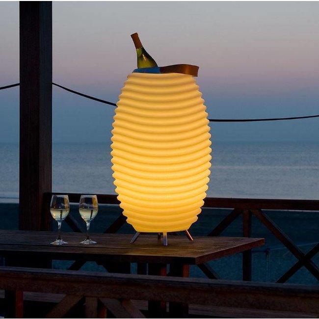 Kooduu Haut-Parleur Bluetooth + Lampe + Refroidisseur à Vin Synergy 35 Stereo (small)