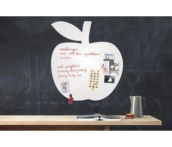 Tableau Magnétic et à Ecrire  'Pomme'