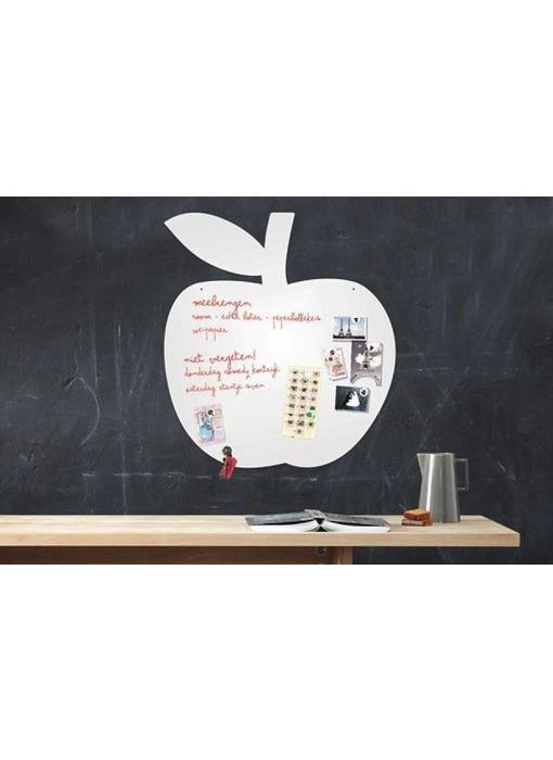 Tableau Magnétique et à Ecrire 'Pomme'