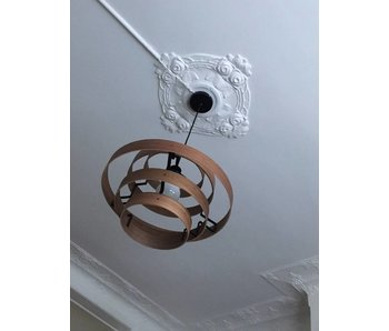 Ceiling Lamp 'Walnut'