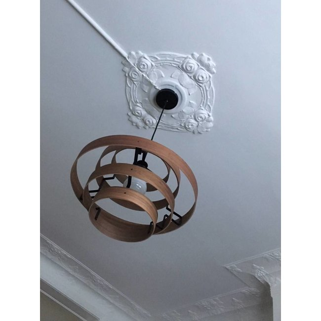 ETH Ceiling Lamp 'Walnut'