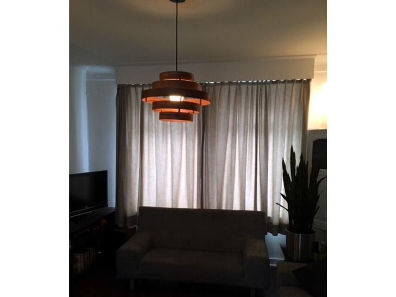 ETH Lampe de Plafond 'Walnut'