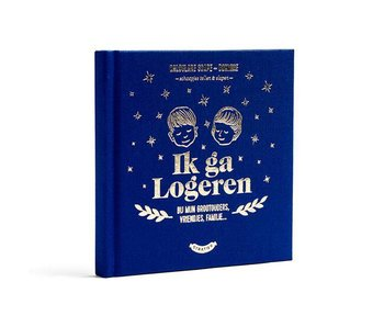 Childhood Years Book 'Ik Ga Logeren'