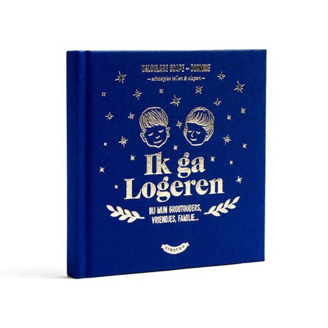 Stratier Childhood Years Book 'Ik Ga Logeren'