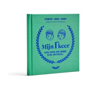 Childhood Years Book 'Mijn 1ste Keer'