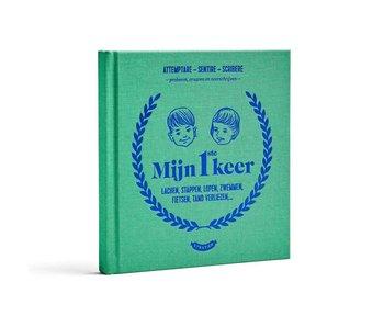Livre des années d'enfance 'Mijn 1ste Keer'