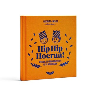 Stratier Little Book 'Hip Hip Hoeraa!'