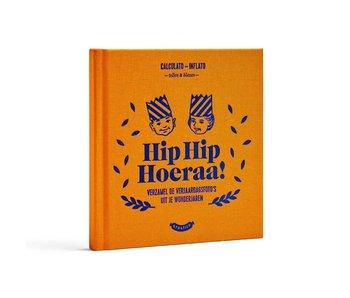 Wonderjaren Boekje 'Hip Hip Hoeraa!'