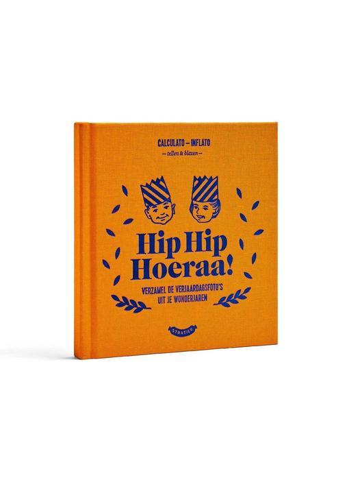 Little Book 'Hip Hip Hoeraa!'