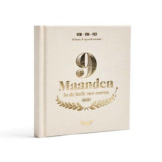 Stratier Little Book '9 Maanden'
