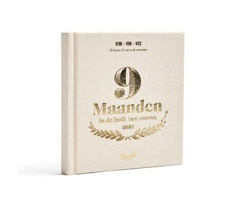 Little Book '9 Maanden'