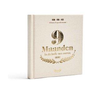 Wonderjaren Boekje '9 Maanden'