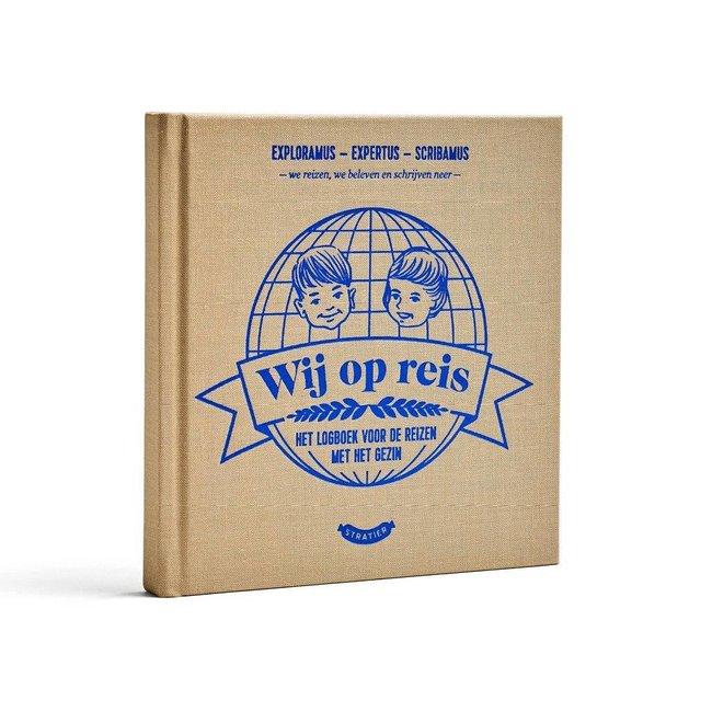 """Stratier Wonder Years Booklet """"Wir auf einer Reise"""""""