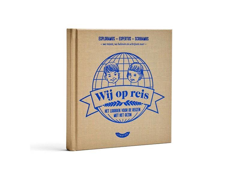 Stratier Wonderjaren Boekje 'Wij op Reis'
