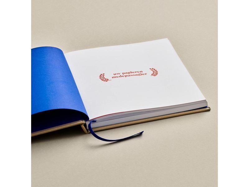 Stratier Boekje 'Wij op Reis'