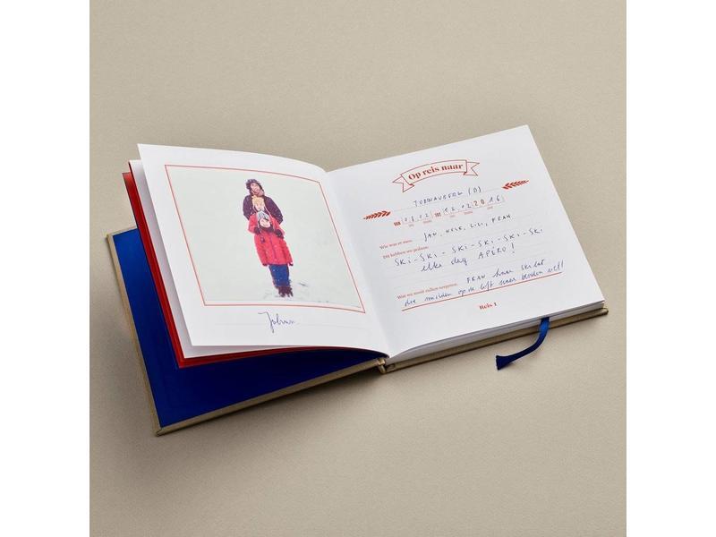 Stratier Little Book 'Wij op Reis'