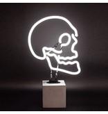 locomocean Lampe au Néon 'Crâne' (béton) - Large